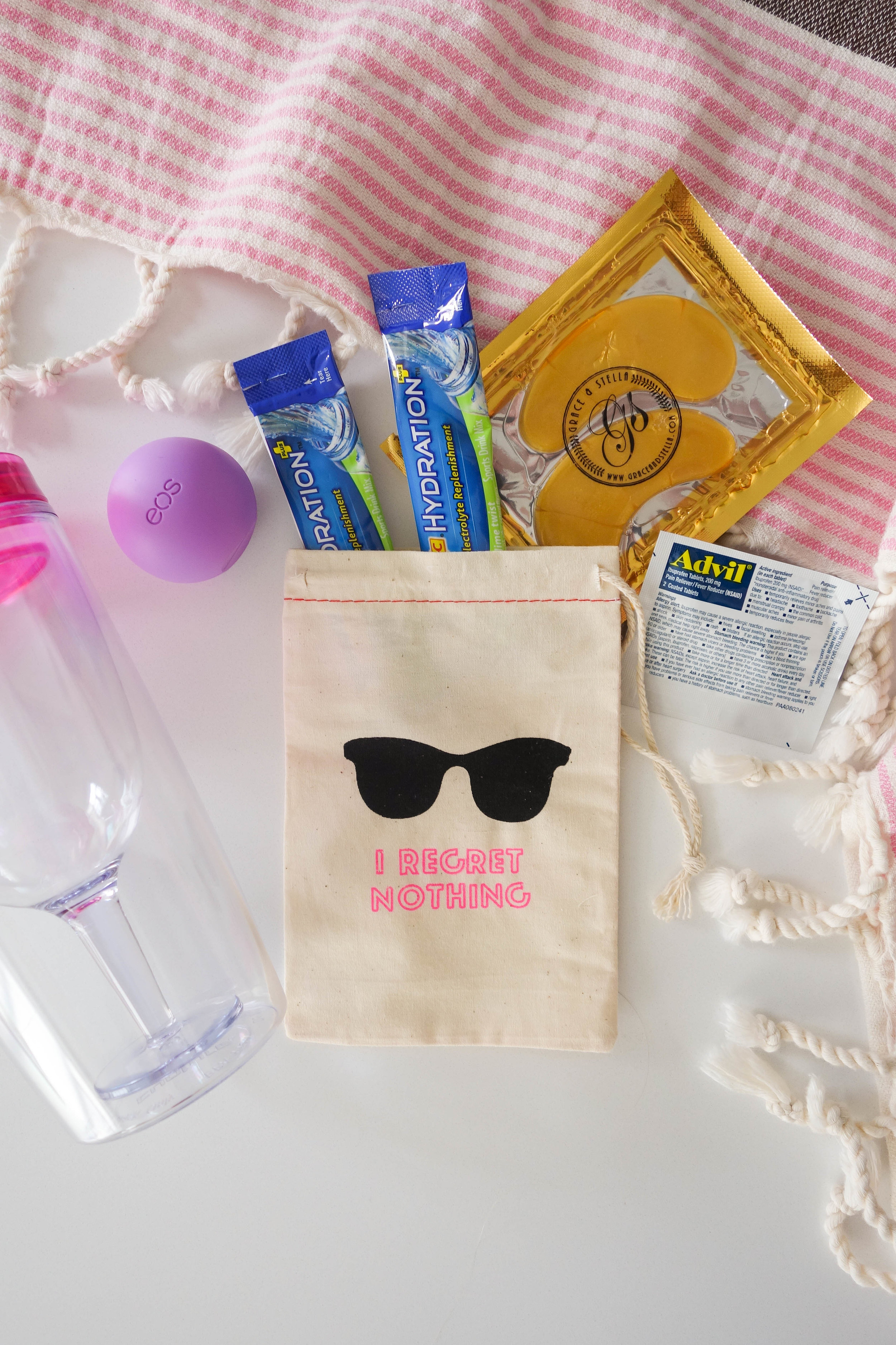 Bachelorette Party Details + Gifts I Gave My Girls