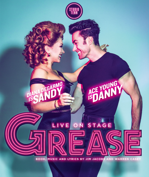 Grease at Studio Tenn - Kyle is thrilled to begin working as a dance captain at Studio Tenn's upcoming production of Grease, starring Diana DeGarmo and Ace Young. Performances begin May 10.
