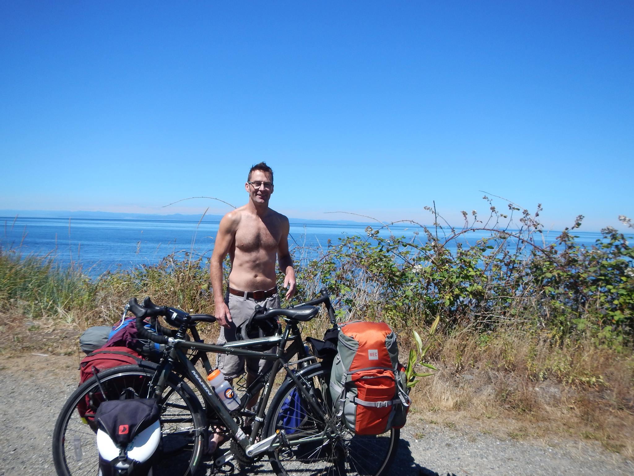 Cycle touring in Washington