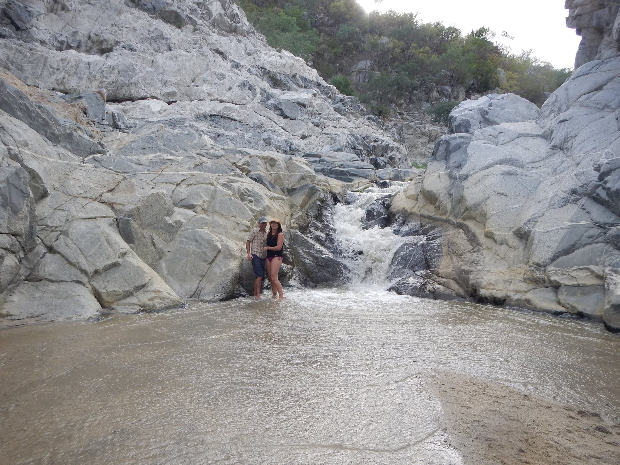 Hiking in Mexico