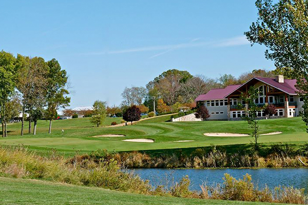 BULL RUN GOLF CLUB     Hole #11    Haymarket, VA