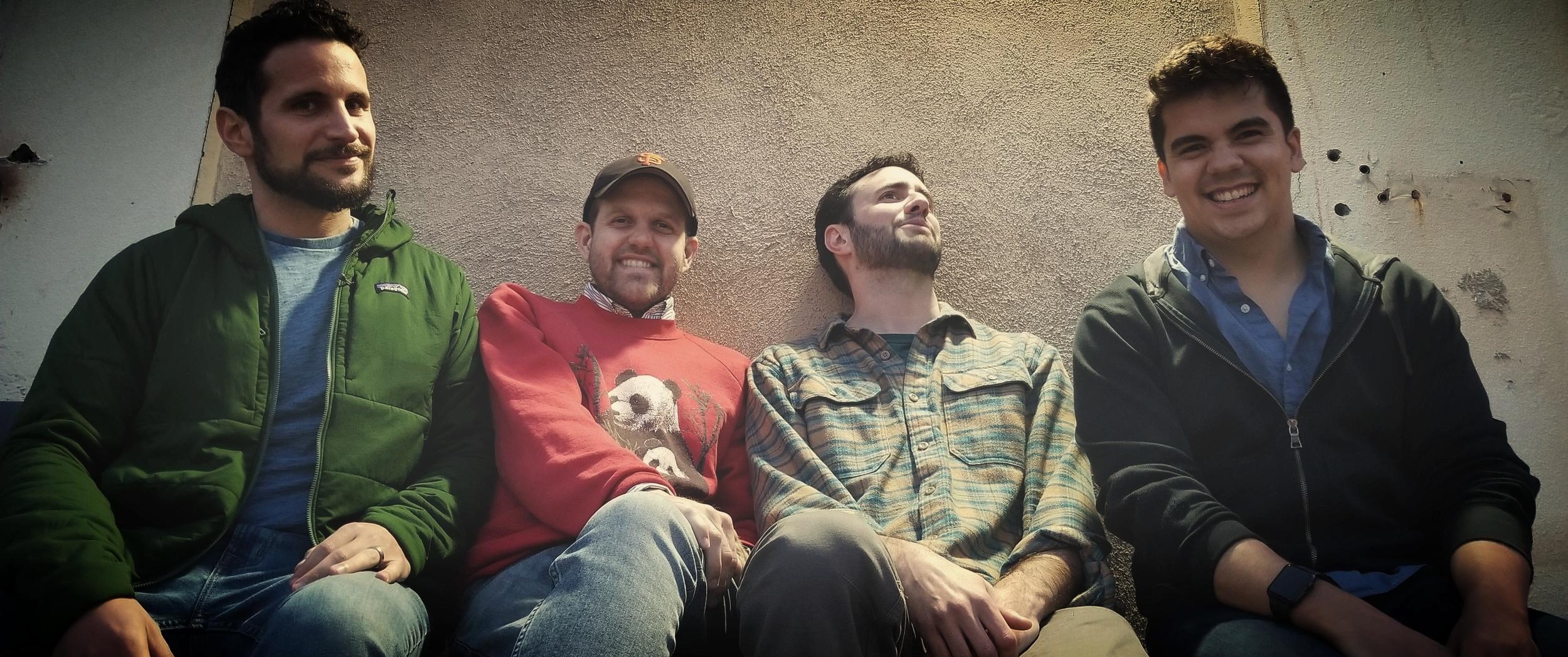 MoonSuit is: - Adam Soffrin - Drums & VocalsDrew Althoff - Bass & VocalsDavid Taus - Guitar & VocalsJon Tippens - Keyboards & Vocals