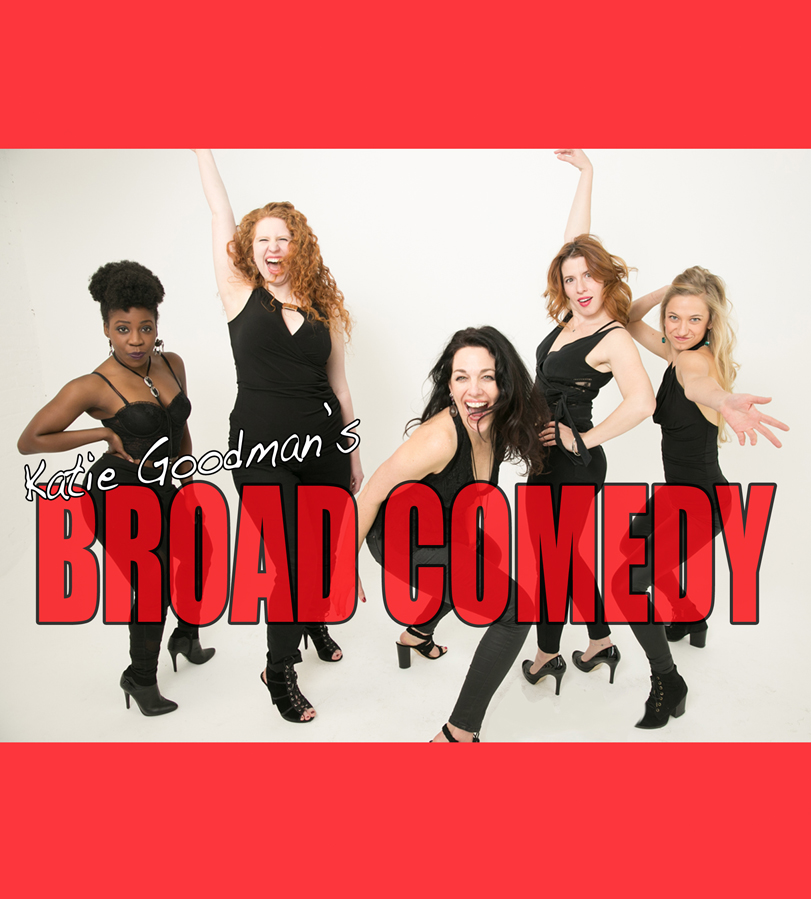Co-Author of the outrageous all-women comedy troupe Broad Comedy. Now appearing Off-Broadway!Hey, I've heard of them! -