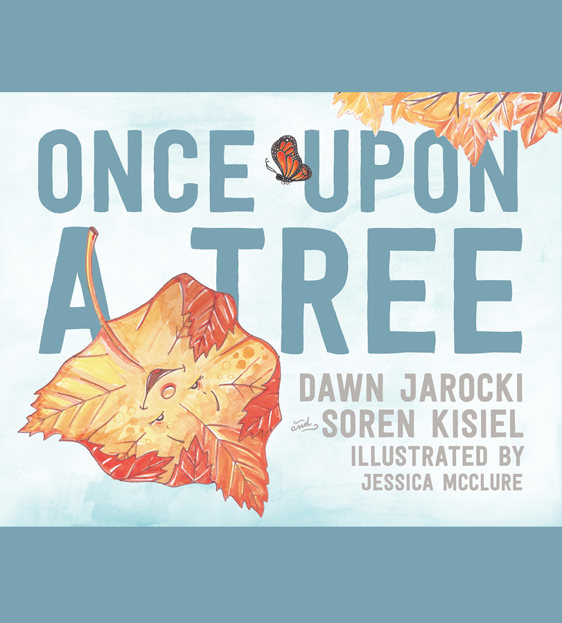 Once Upon A Tree, from Plum Blossom Books. A Buddhist-y parable about finding your purpose.Tell me more! -