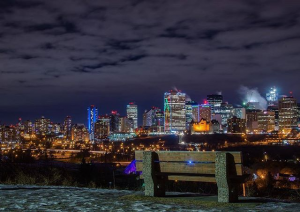 10) Location, Location, Location - Edmonton is within driving distance from the mountains, the prairies, the oilsands, gorgeous beautiful lakes, and the American border. That means there's plenty of opportunities for weekend road trips!Image via @yegbenches