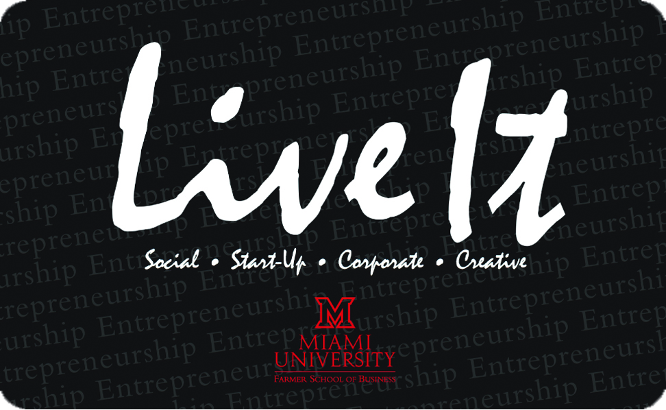 "Since 2008 Friedman has taught Creativity, Marketing and Entrepreneurship at Miami University helping learners ""live it"" creatively. The work on this site is dedicated to sharing creativity and personal branding."