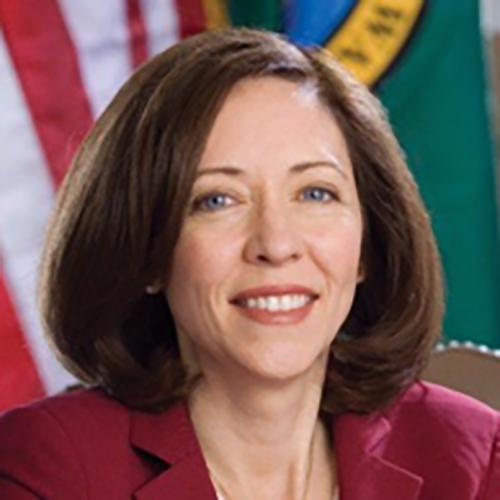 Maria Cantwell - United States Senator, Washington