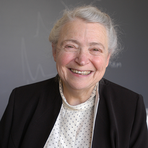 Mildred Dresselhaus - Institute Professor of Electrical Engineering and Physics, MIT