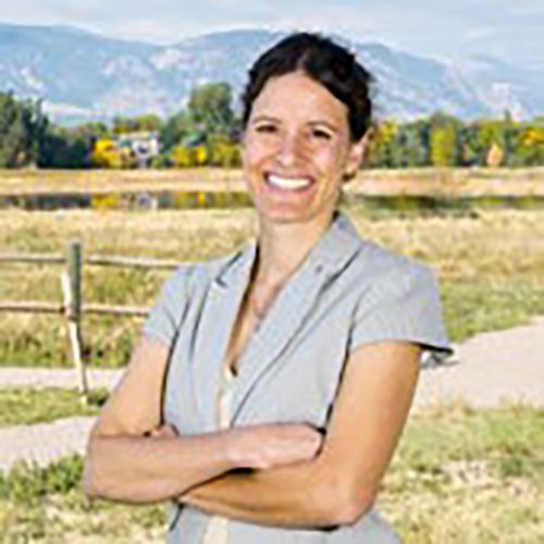 Ghita Levenstein Carroll - Sustainability Coordinator, Boulder Valley School District