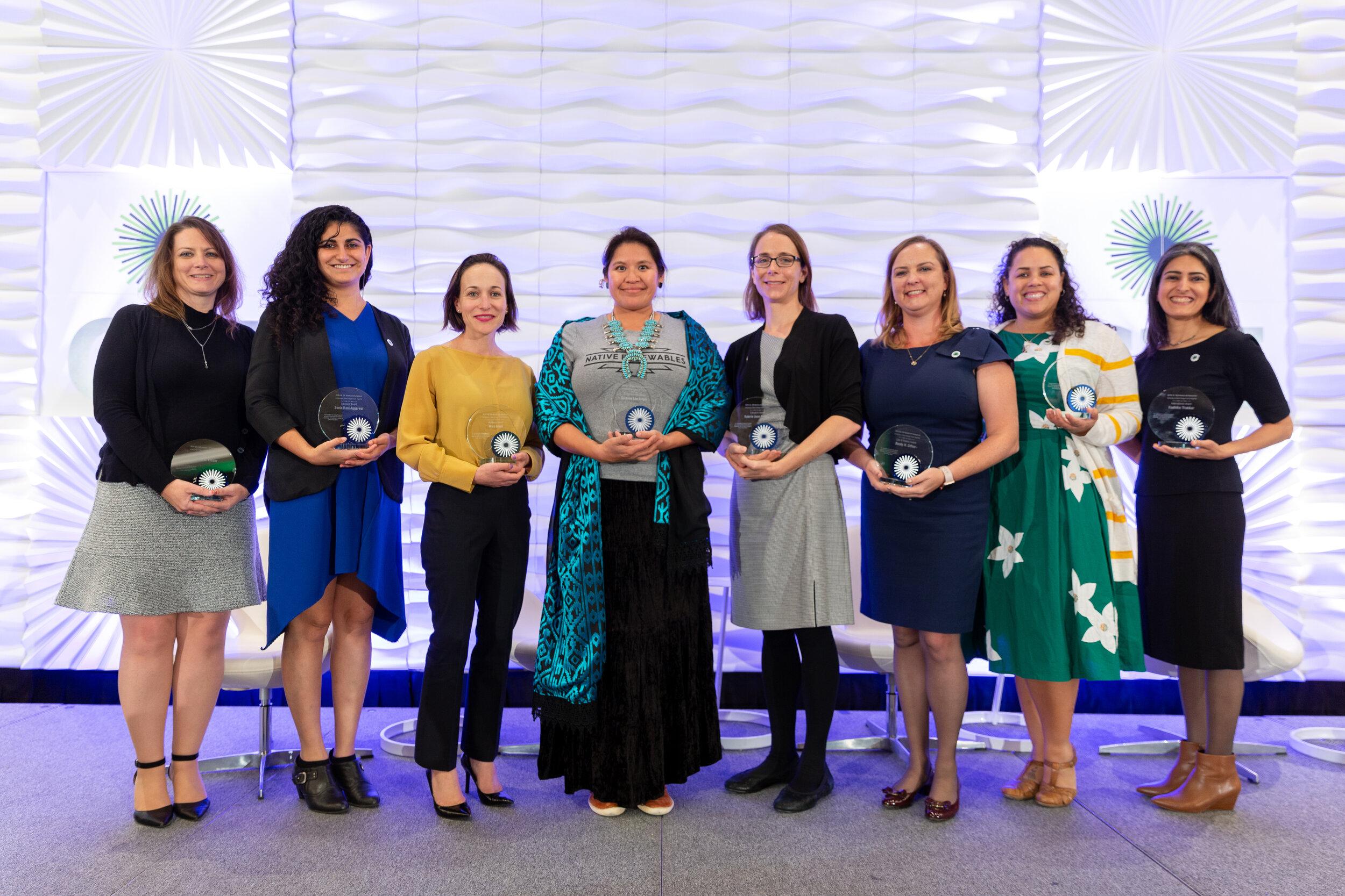 2019 Texas A&M C3E Award Winners
