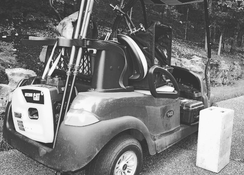 E-Cart | Branson, MO | May 2019