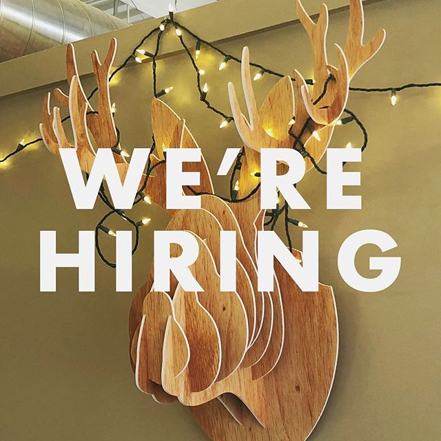 We're looking for an Account Executive to be BFFs with our clients. Interested? Get the details here: http://saturdaymfg.com/s/SatMfg_accountExecPosition.pdf