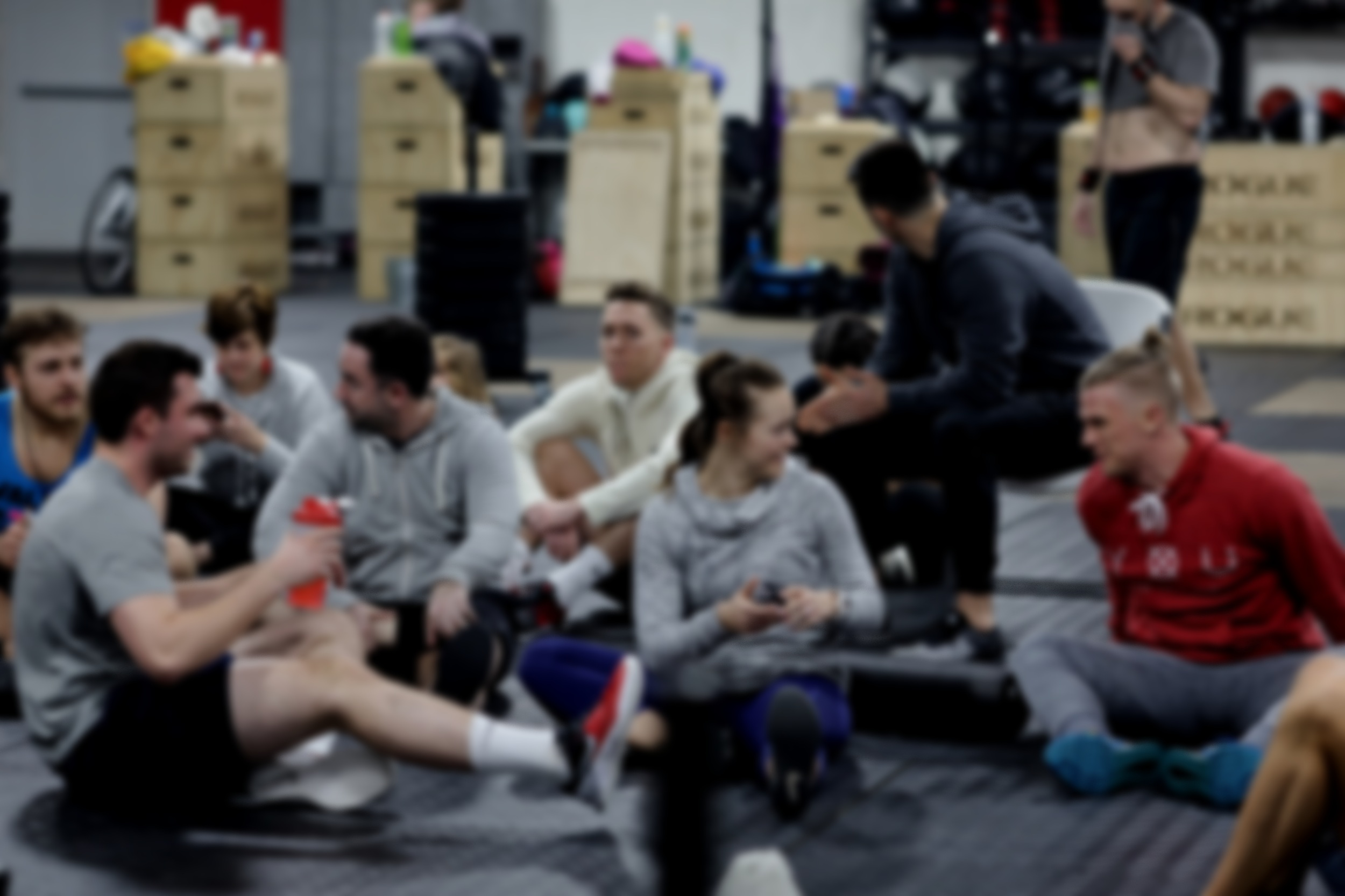 Beginner & Experienced Crossfit -