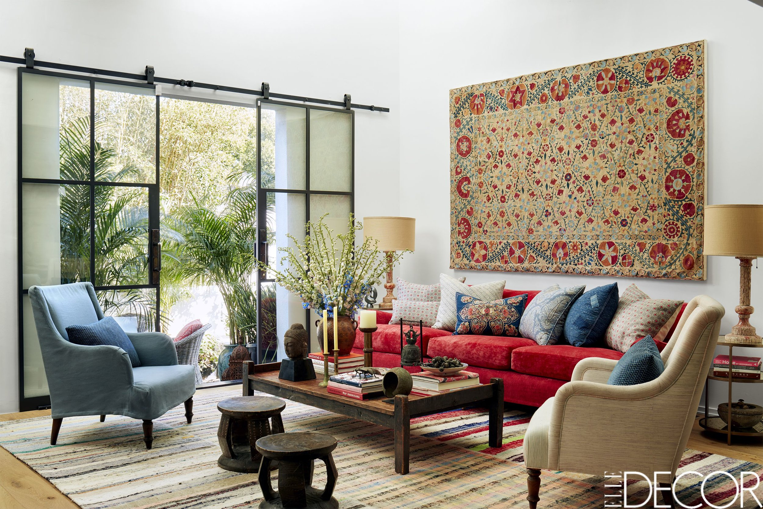 Elle Decor Interior Designers kathryn m ireland
