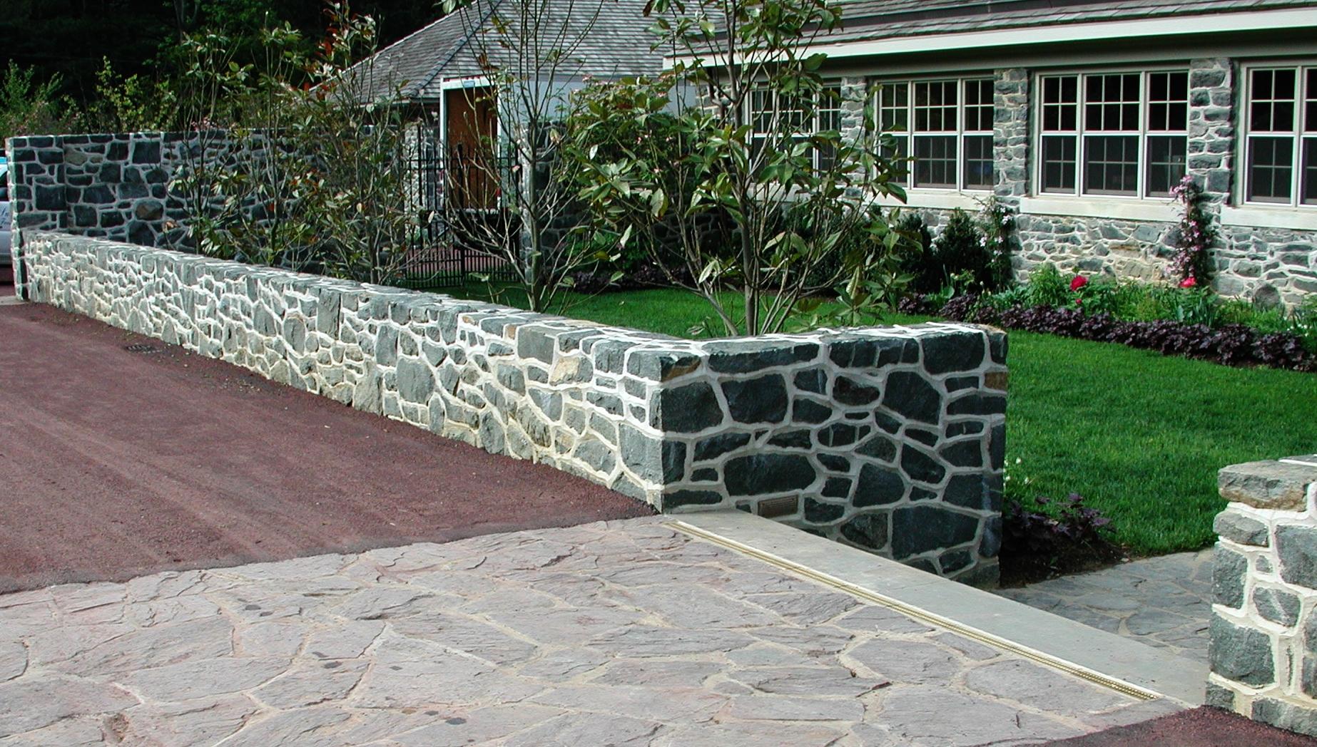 Stone Driveway Wall.JPG