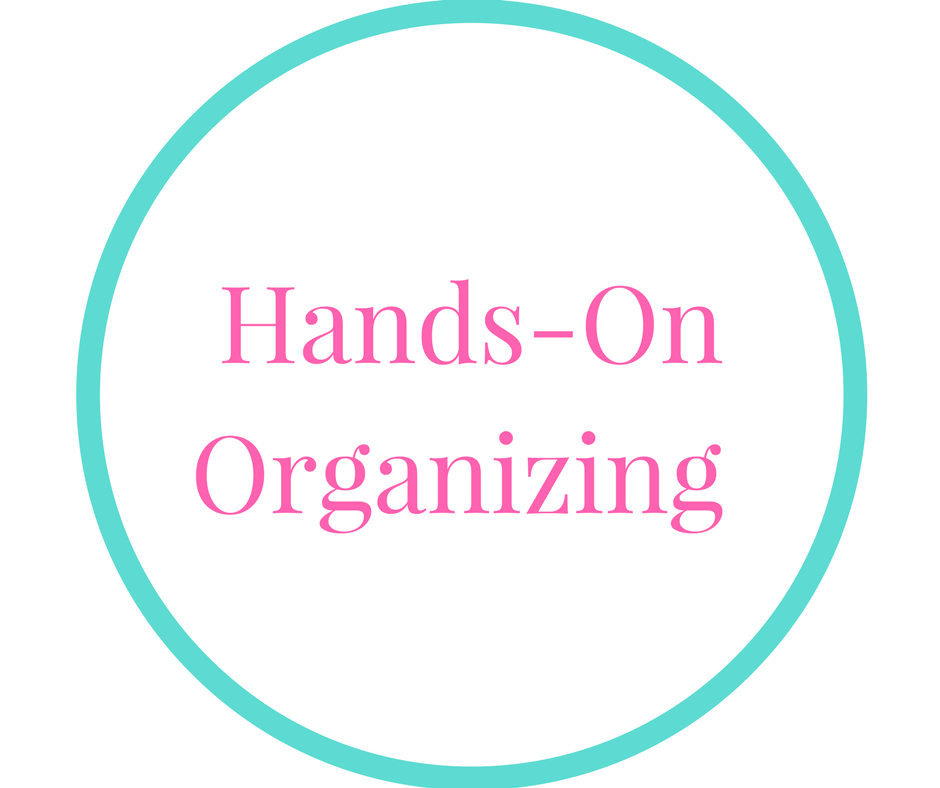Hands-On Home Organizing