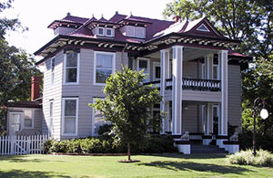 Tom Hale Home, McAlester, Oklahoma