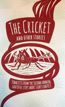 Evan Williams - The Cricket And Other Stories, containing the short story, Seventy-Two, by Evan Williams.jpg