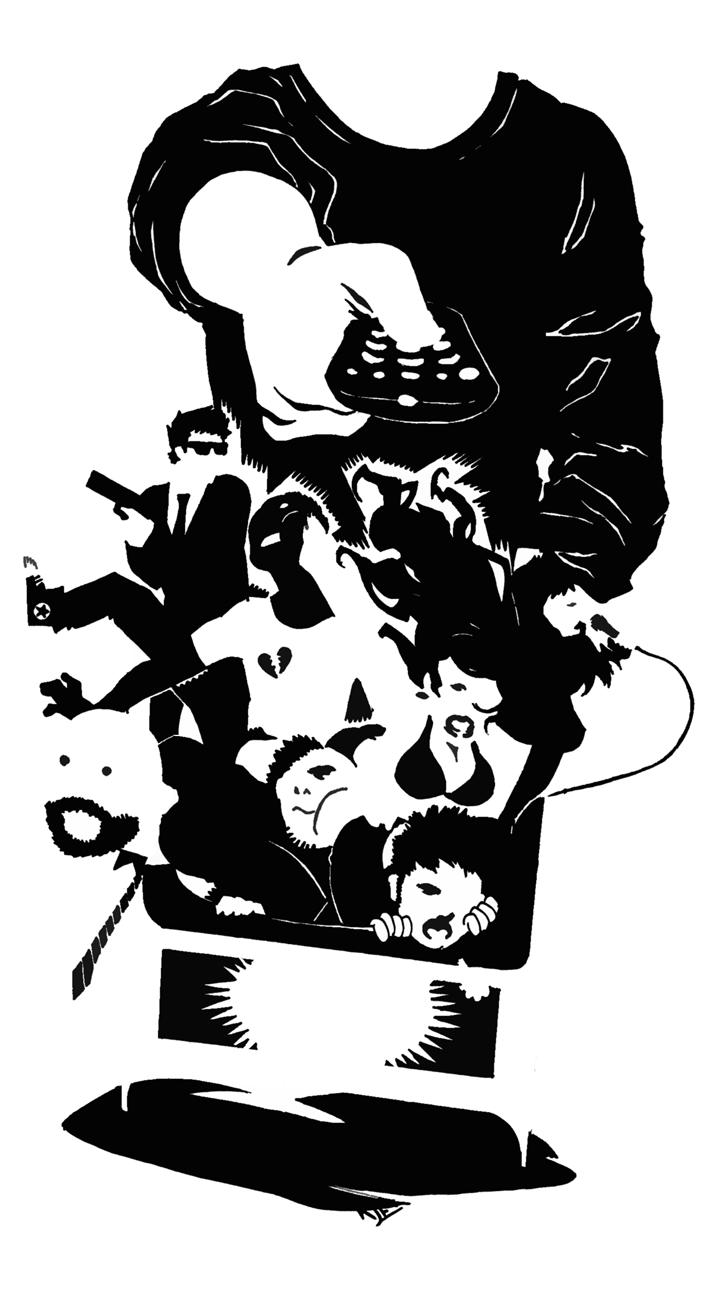 """TV Traffic"", ComMedia, 2010"