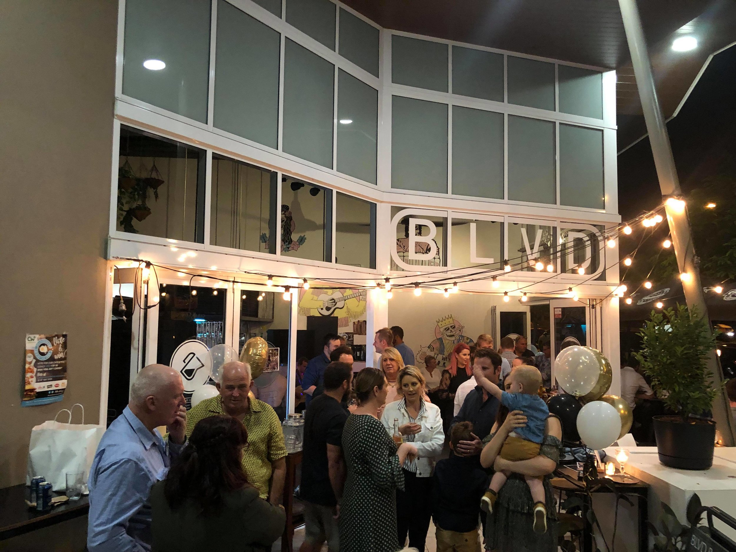 Events at BLVD