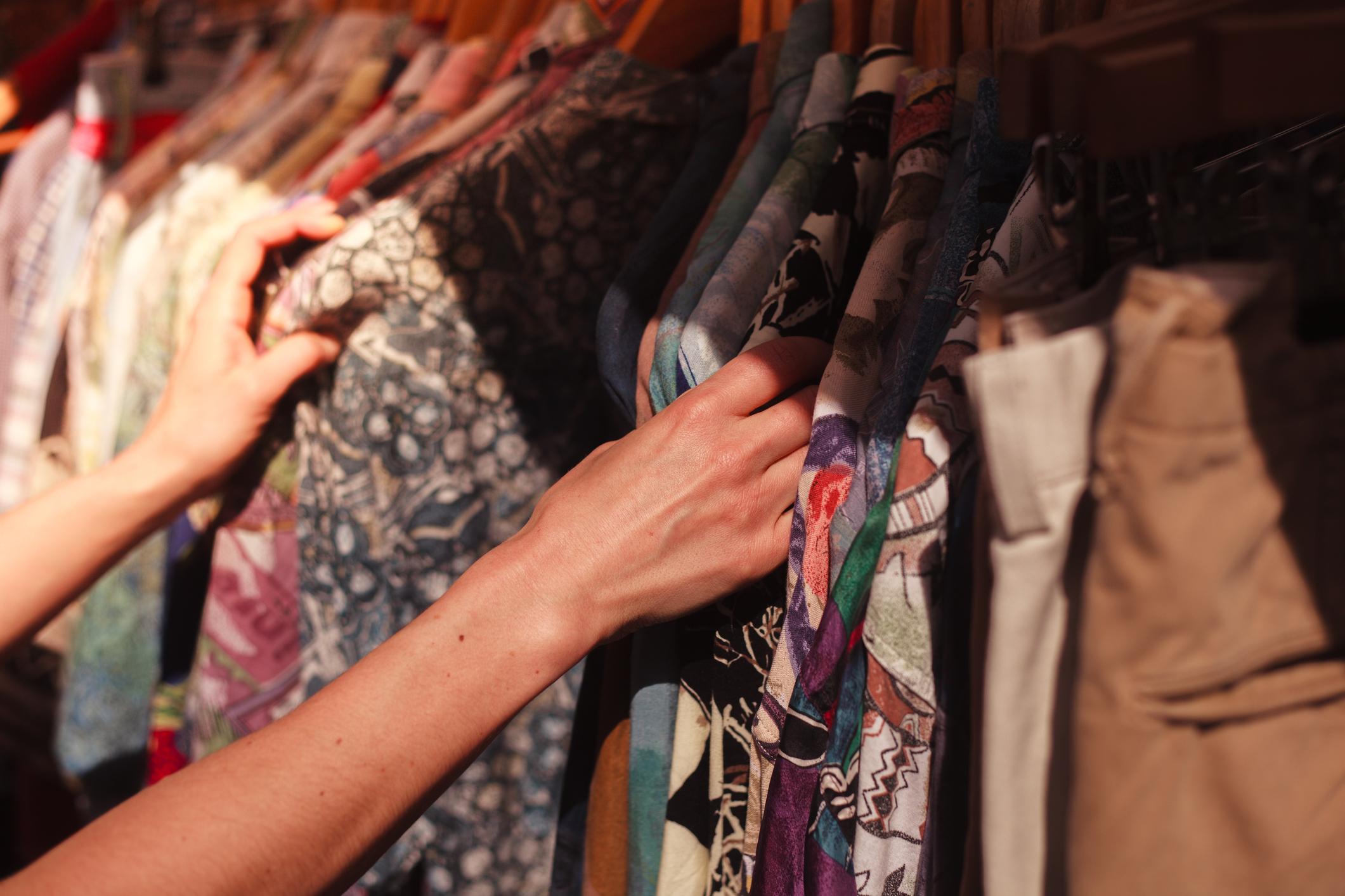 SHOP - Shop our resale shop.