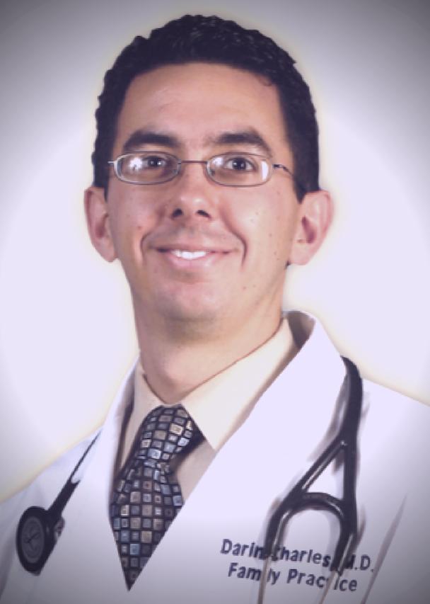 Darin Charles, MD - Medical Director -
