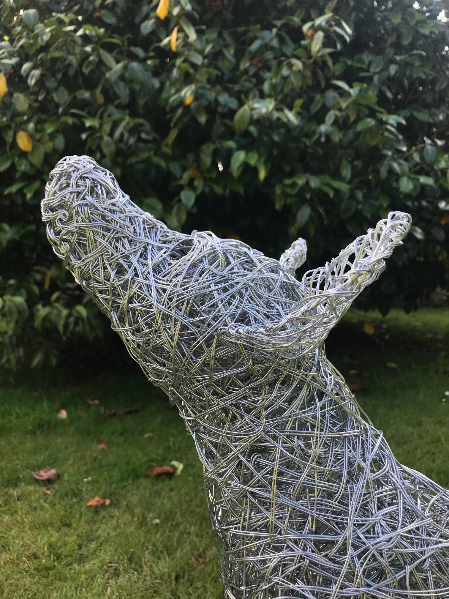 - The weekend just passed marked the end of the Waveney Valley Sculpture Trail 2019, a big thank you to everyone who visited and supported the event and an extra thanks to those who voted for my pieces, awarding them 3rd in People's Choice!