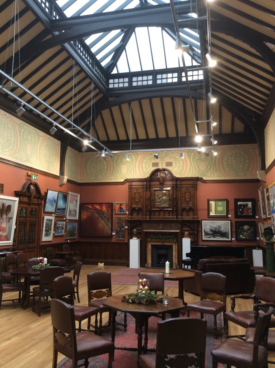 The Glasgow Art Club gallery