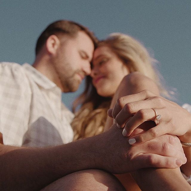 Wimberly & Adam 😍 #adventurefilm #adventure #georgia #bride #love #weddinginspiration #weddingideas #engaged #bridetobe #weddings #groom #weddinginspo #couple #light #lake #boating