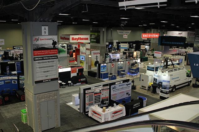 Hope you all had a great Thanksgiving! After a few days of rest the #audieexpo crew went straight to DC for the 55th annual #CROWS2018 conference. Check out these photos of the event build.