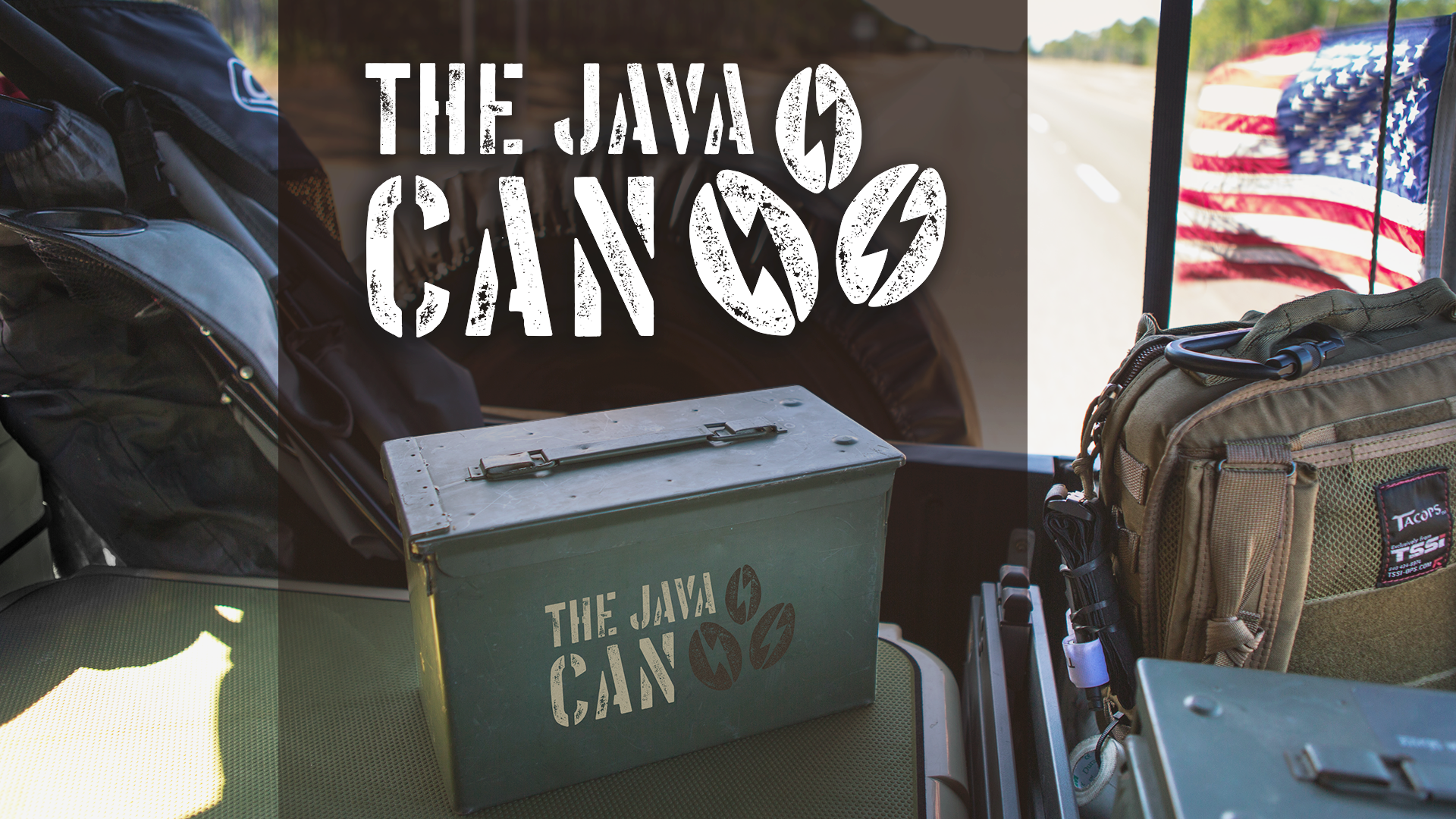 The Java Can | Exceptional Coffee Anywhere