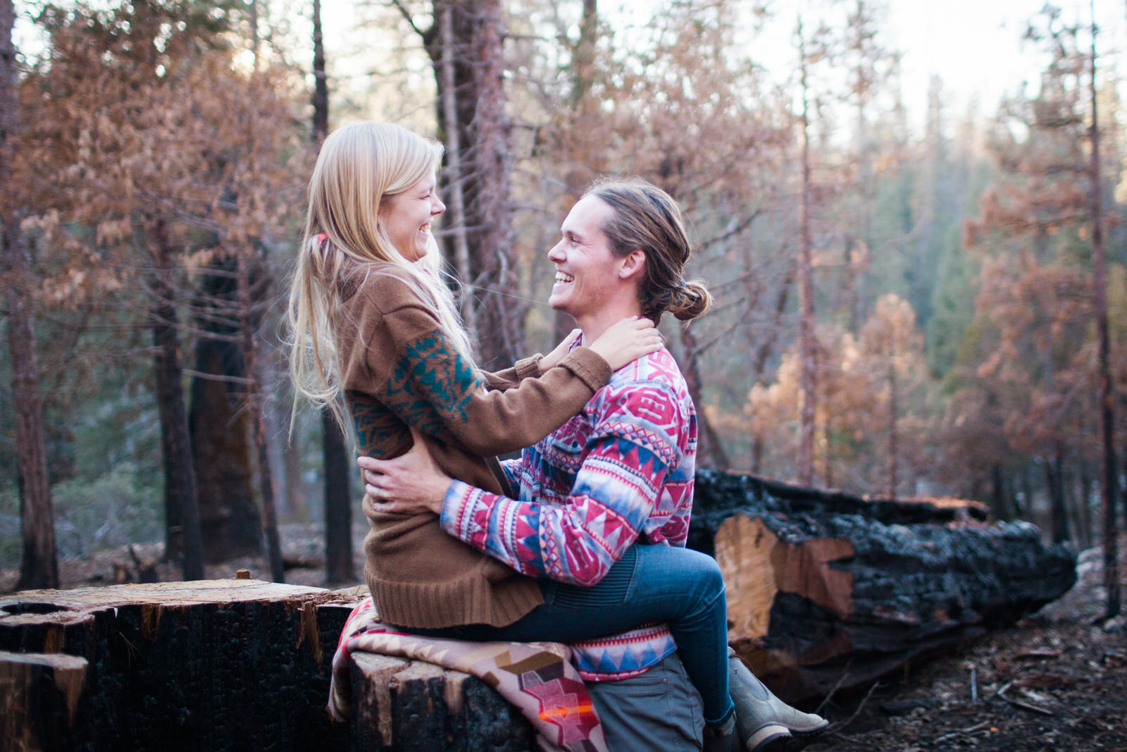 Tonya Merke Photography Couples Adventure Session Yosemite NP