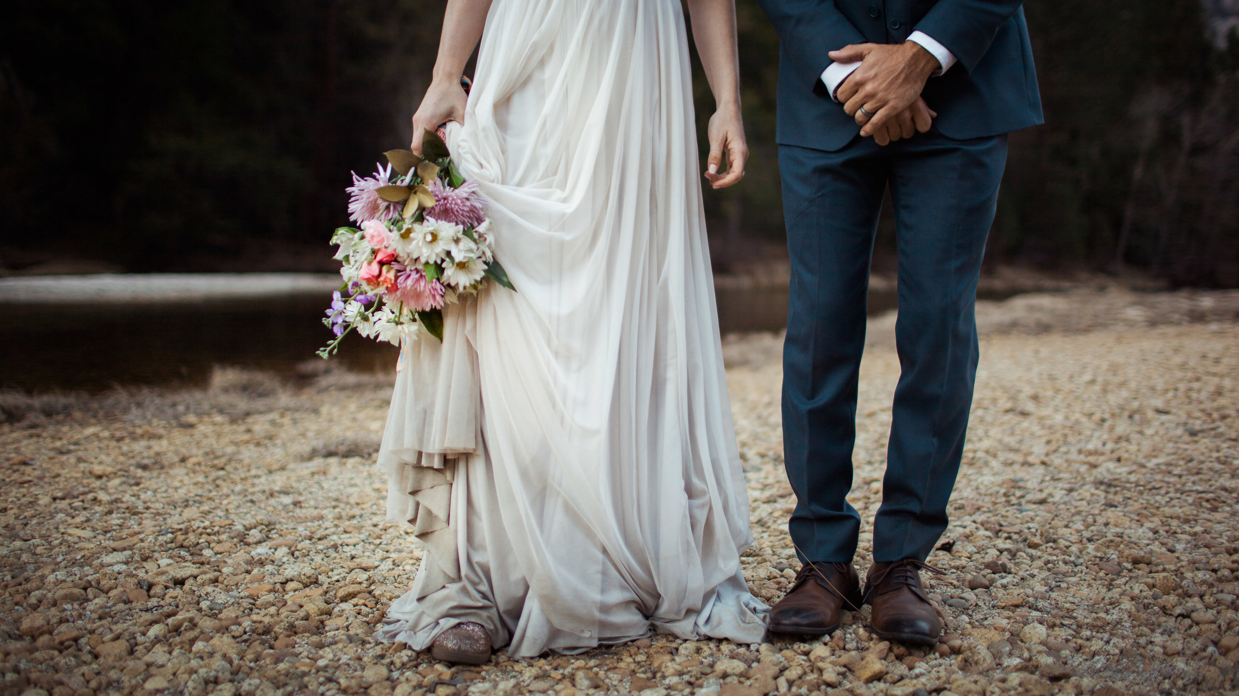 Tonya Merke Photography Adventure Wedding Photographer Yosemite NP