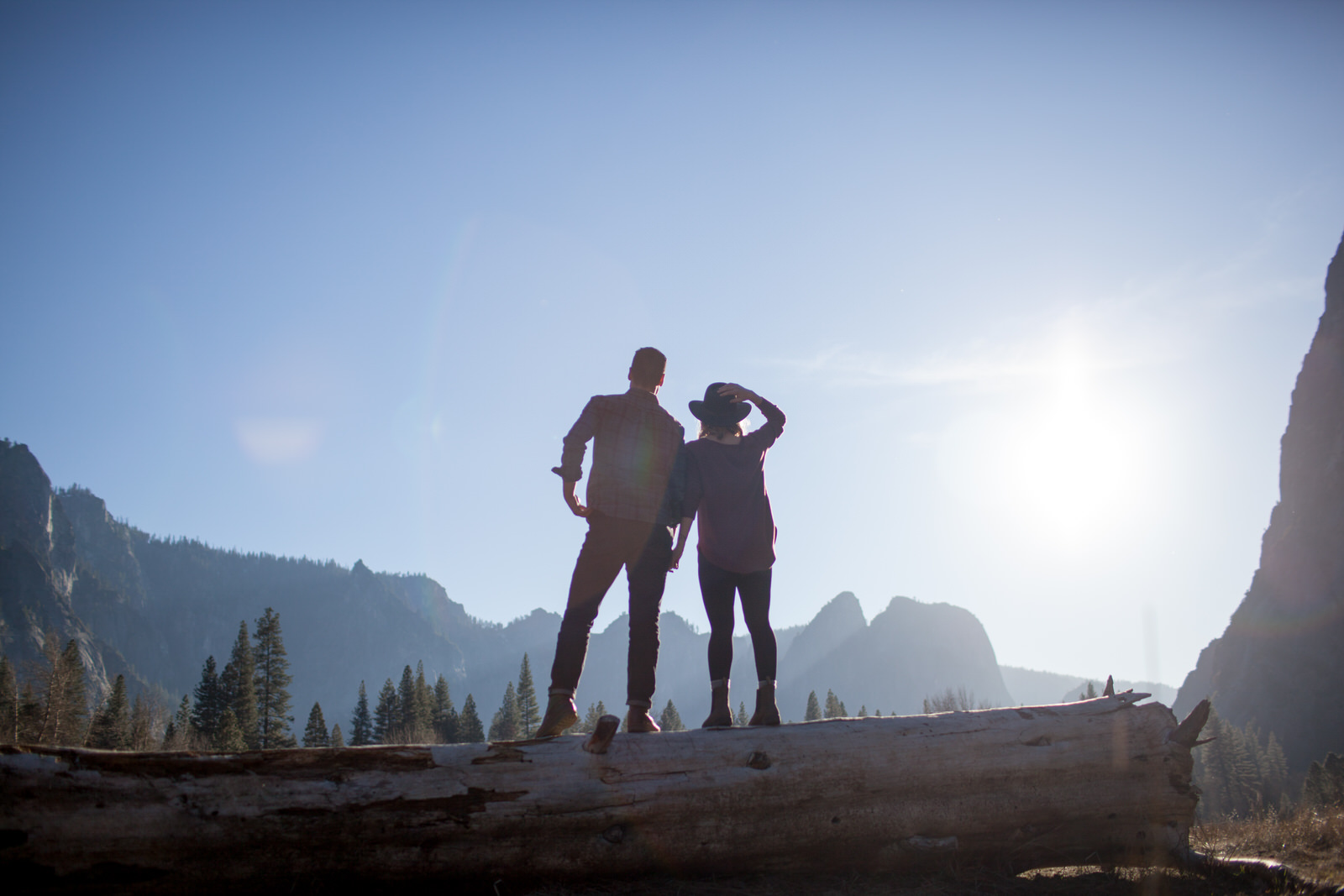 Tonya Merke Photography Adventure Couples Session Yosemite NP
