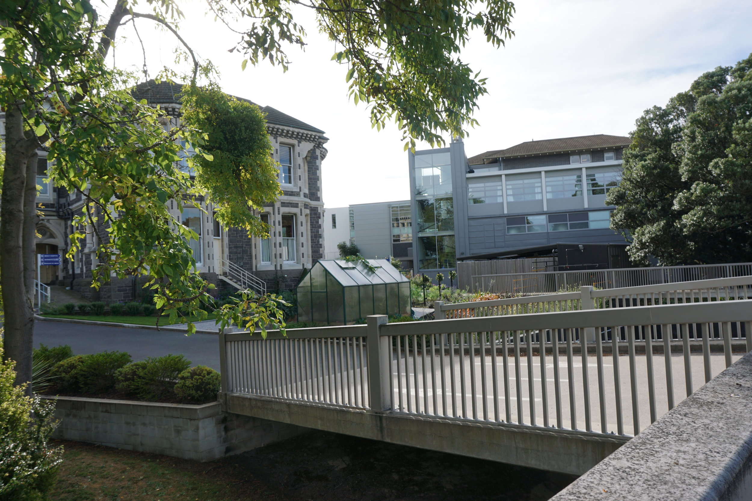 Mercy hospital, dunedin - The old and the new. MacLeod & Associates are at present involved in the implementation of the Board's master plan and have carried out major restructuring of the high and low voltage reticulation and various upgrades to the theatres.