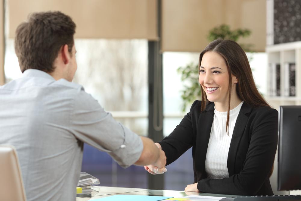 Landing the job after successful interviews