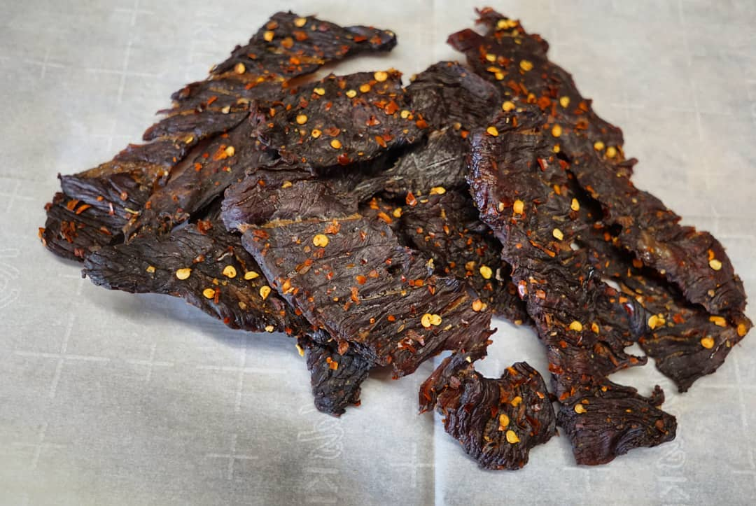 An absolutely delicious, natural, cost effective alternative to store bought jerky.