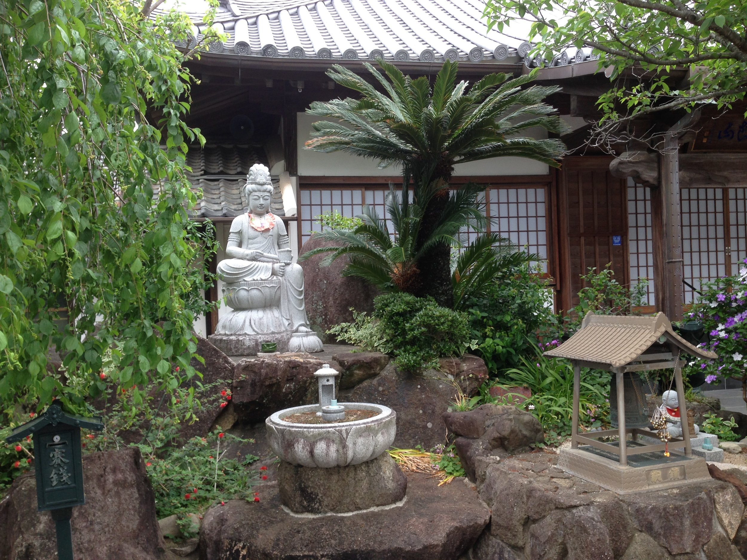 Local sights at Kii Tanabe