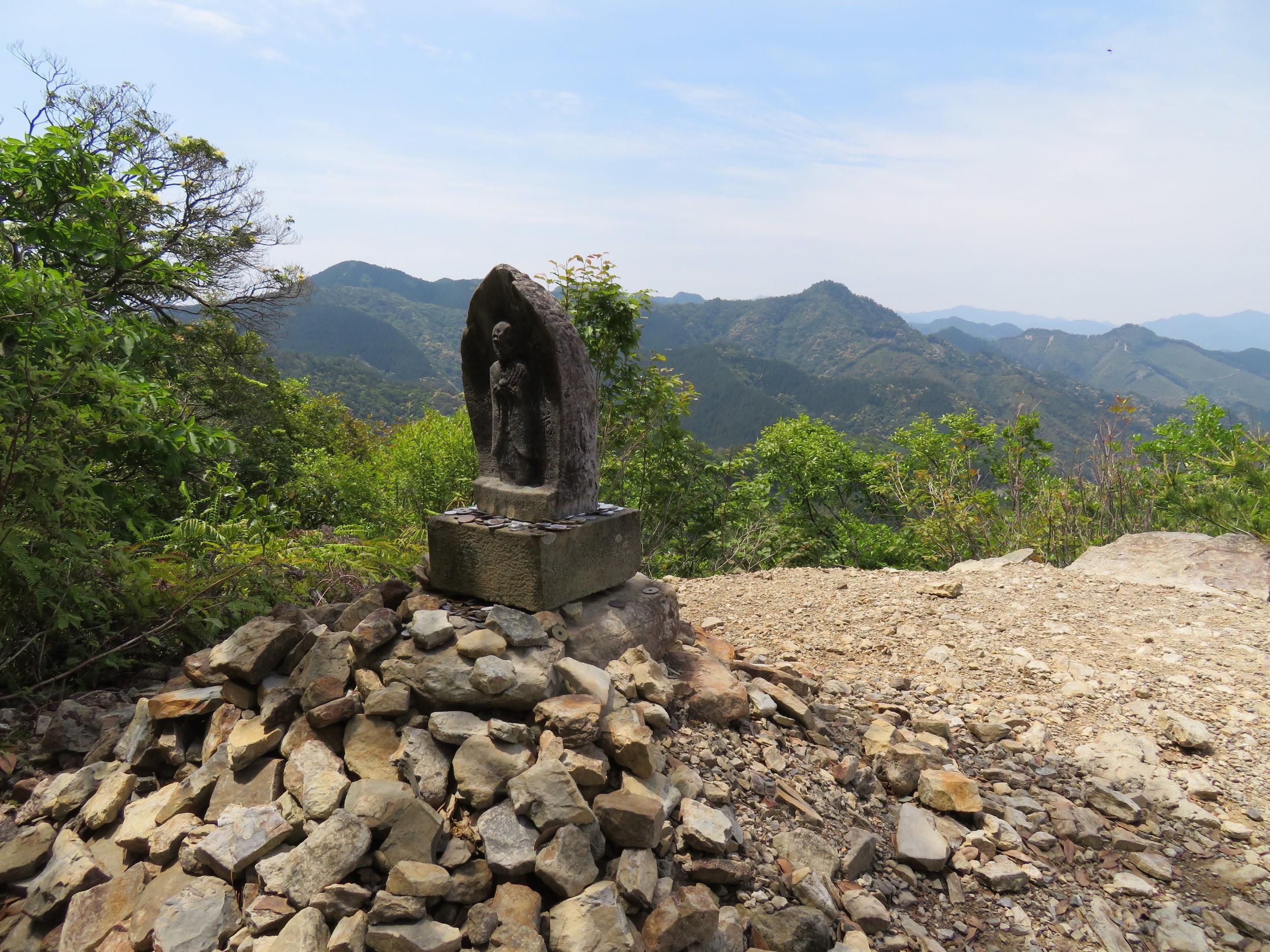 Great views of the Kii Peninsula
