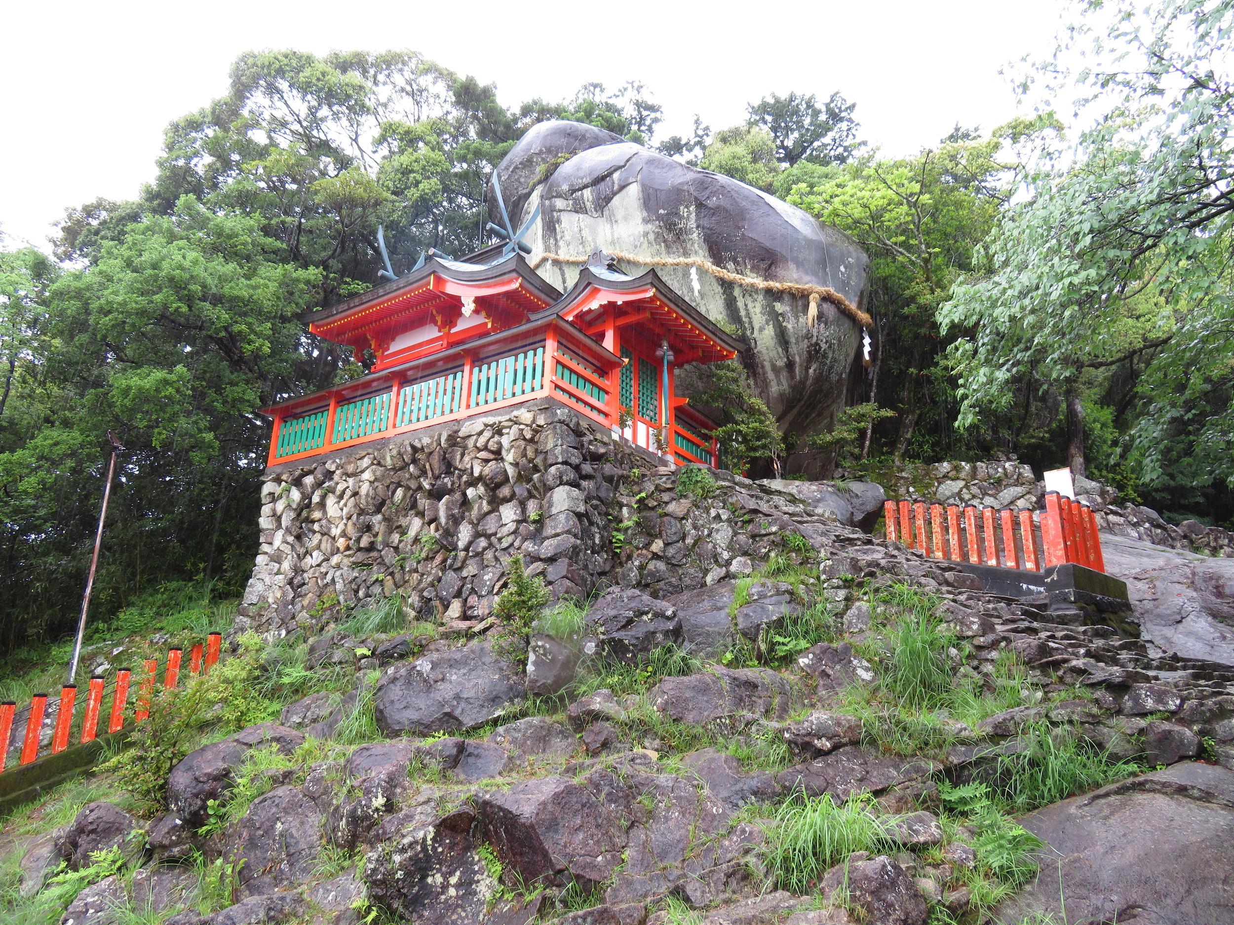 Kumono Hayatama Taisha at Shingu