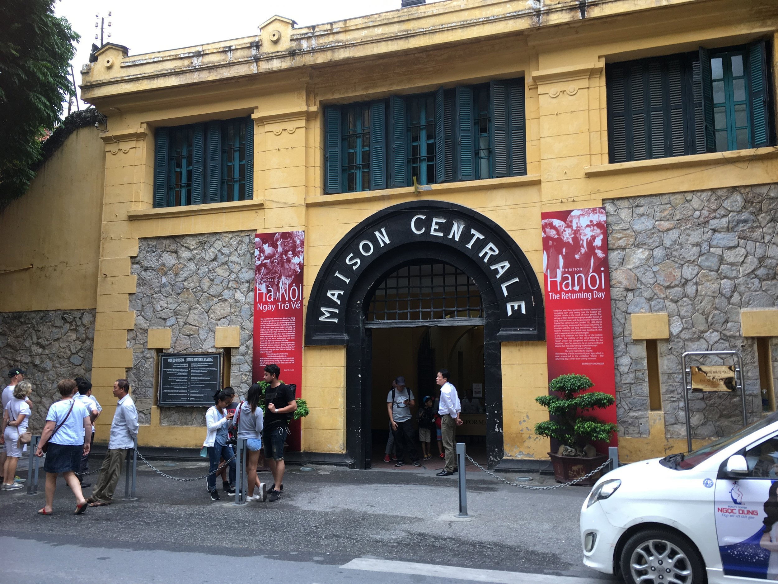 The Hanoi Hilton. A place with significant stories to tell