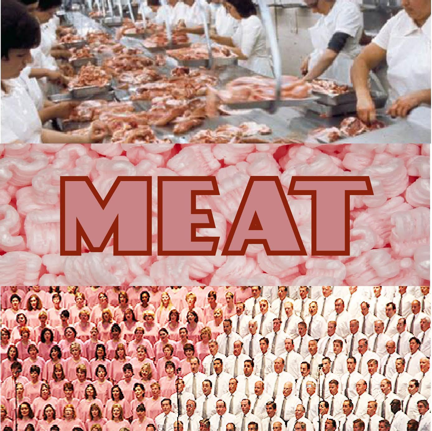 Moral Meats! America's Best!You are what you eat!A cut above the rest! -