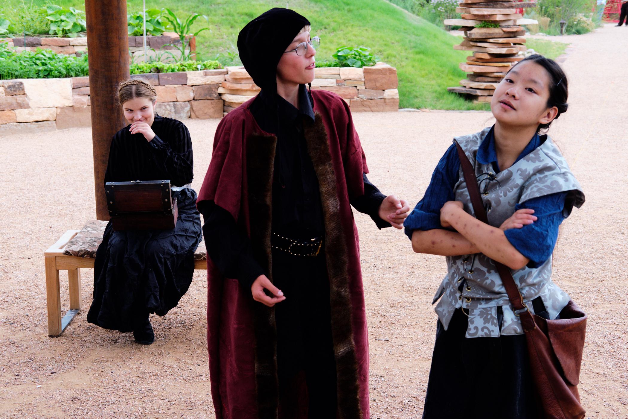 Joy:Isaac:Polonius:Laertes.jpg