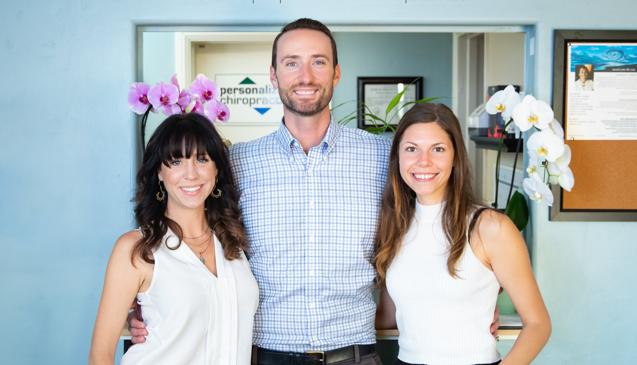 Pacific Beach Chiropractic Center Team