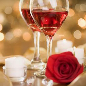 February 16: 1-3pm - Wines + Valentines