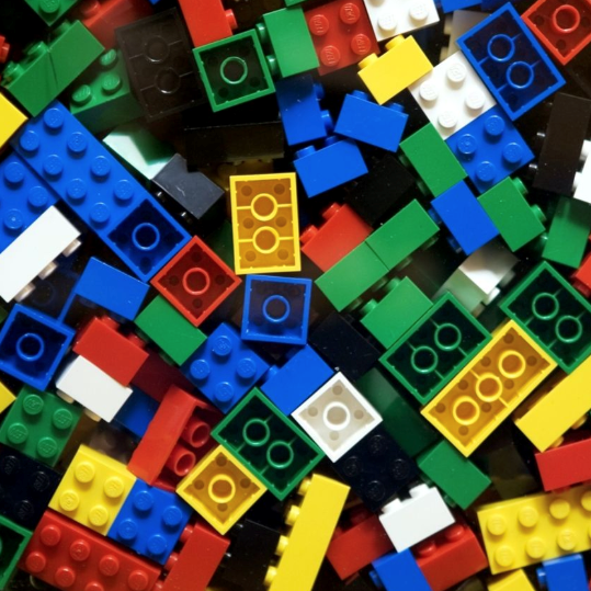 February 23: 4-5pm - LEGO Club