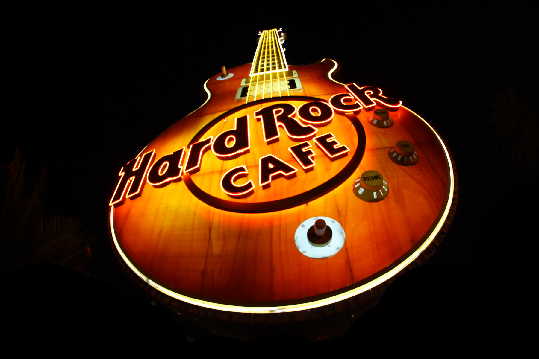 HARD ROCK LAS VEGAS