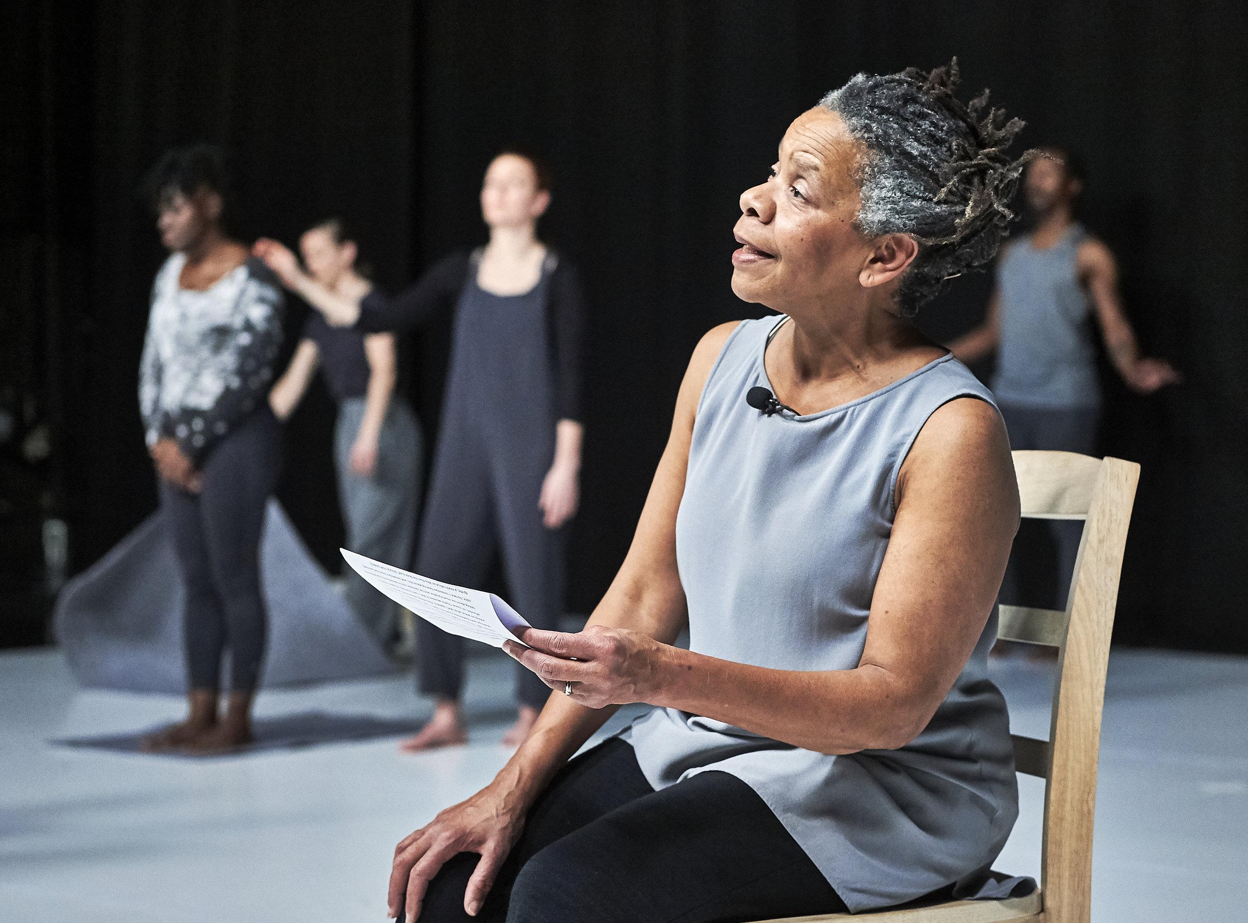 Bebe Miller's  In a Rhythm , photo by Robert Altman.