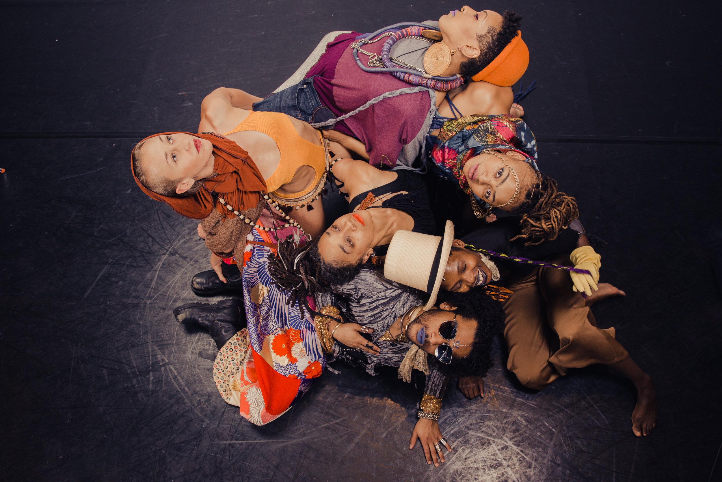 2018-19 Season - Ephrat Asherie DanceTere O'Connor DanceHedwig DancesRed Clay Dance CompanyChicago International Puppet Festival: Plexus PolaireSpectrum Dance TheaterAnanya Dance TheatreUrban Bush Women45th Anniversary Concert