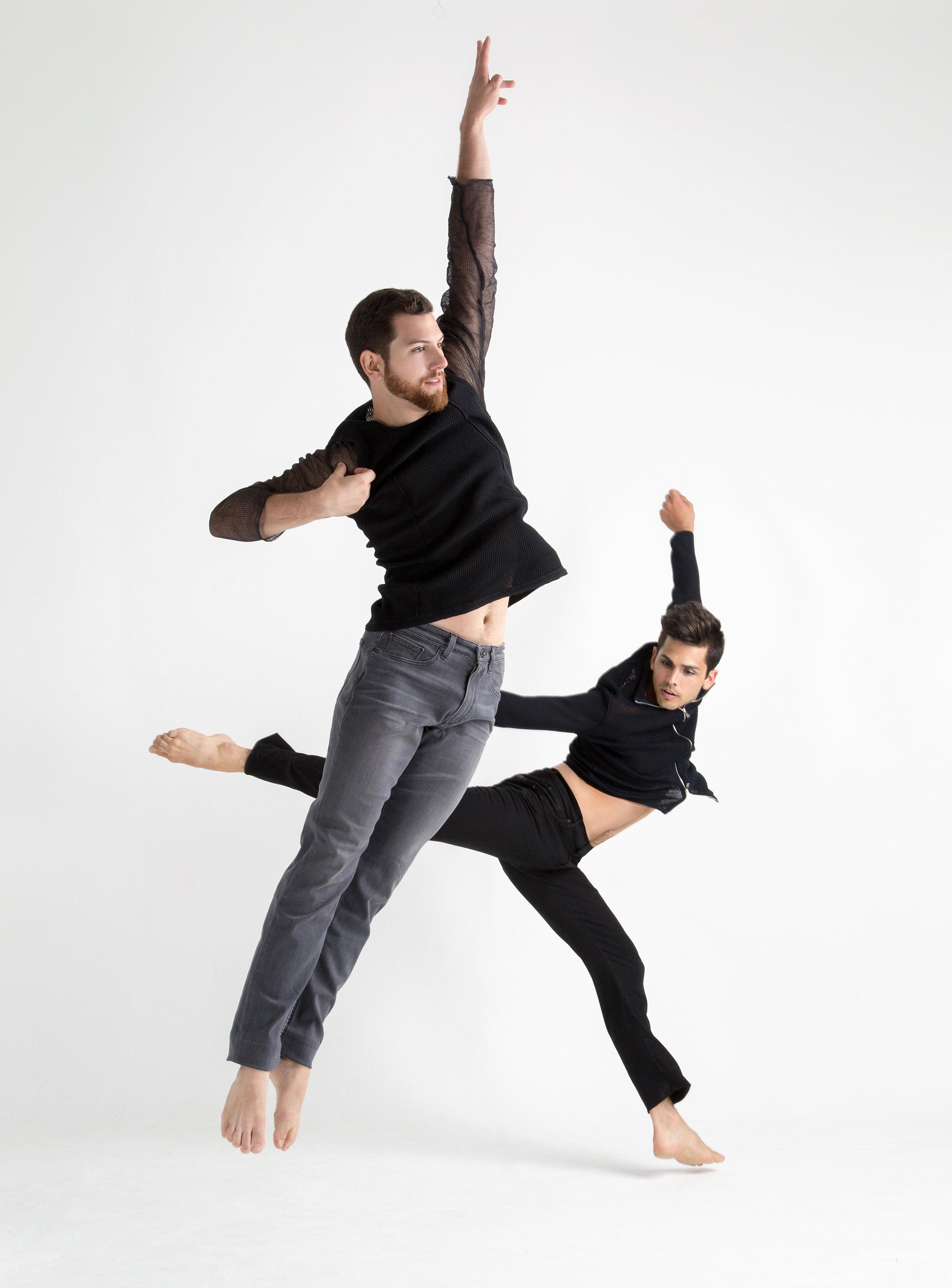 Doug Varone and Dancers, photo by Erin Baiano.
